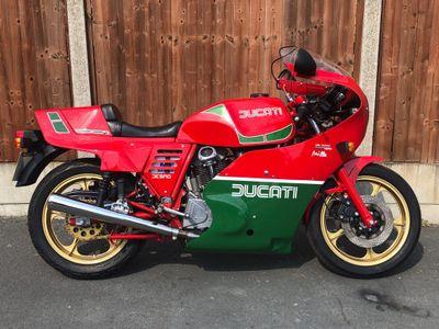 Ducati MHR1000 Super Sports