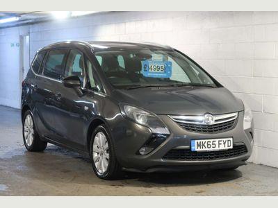 Vauxhall Zafira Tourer MPV 1.6 CDTi ecoFLEX Tech Line (s/s) 5dr