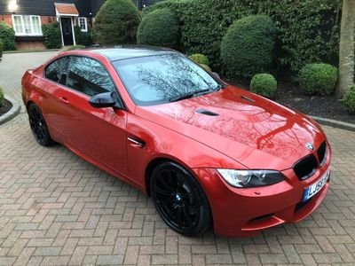 BMW M3 Coupe 4.0 V8 2dr