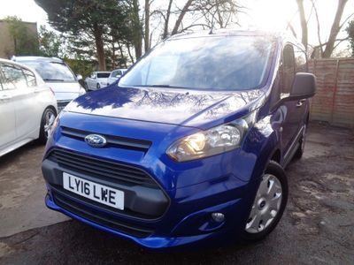 Ford Transit Connect Panel Van 1.6 TDCi 200 L1 Trend 4dr