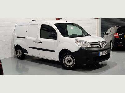 Renault Kangoo Maxi Panel Van 1.5 dCi ENERGY LL21 Business L3 H1 EU6 (s/s) 6dr