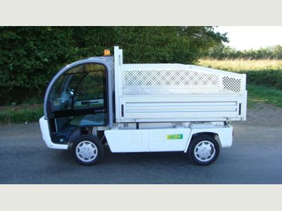 Aixam Mega Tipper ULEZ ELECTRIC CITYFORT DROPSIDE TIPPER