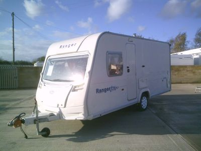Bailey Ranger Tourer LIGHT WEIGHT FAMILY VAN