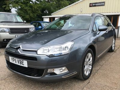 Citroen C5 Estate 2.0 HDi 16v VTR+ 5dr (Nav)