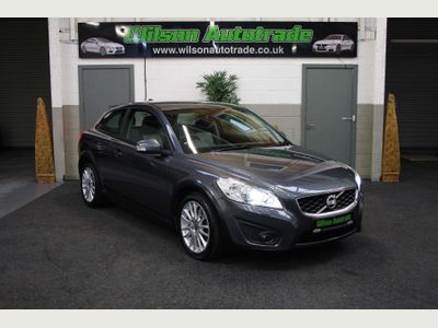 Volvo C30 Coupe 2.0 D4 SE Geartronic 2dr