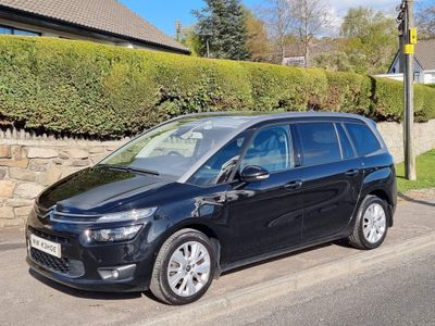 Citroen Grand C4 Picasso MPV 1.6 e-HDi Airdream Exclusive+ 5dr