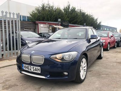 BMW 1 Series Hatchback 1.6 116i Urban Sports Hatch (s/s) 5dr