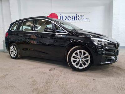 BMW 2 Series Gran Tourer MPV 1.5 216d Luxury Gran Tourer (s/s) 5dr