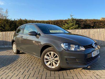 Volkswagen Golf Hatchback 1.2 TSI BlueMotion Tech S (s/s) 3dr
