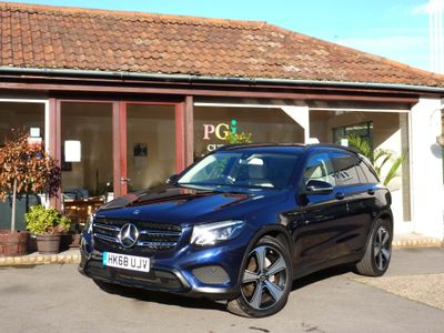 Mercedes-Benz GLC Class SUV 2.1 GLC220d Urban Edition G-Tronic+ 4MATIC (s/s) 5dr