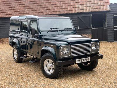 Land Rover Defender 110 SUV 2.2D DPF County Utility Station Wagon MWB 5dr