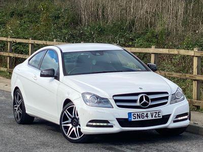 Mercedes-Benz C Class Coupe 2.1 C220 CDI SE (Executive Premium) 7G-Tronic Plus 2dr