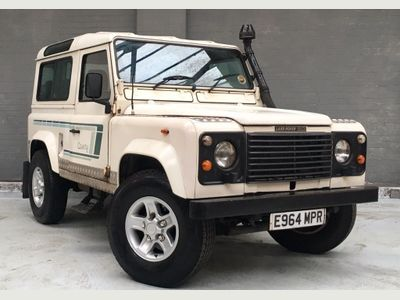 LAND ROVER 90 SUV {Edition unlisted}