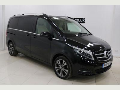 Mercedes-Benz V Class MPV 2.2 V220 CDi BlueTEC Sport G-Tronic+ EU6 (s/s) 5dr 7 Seat