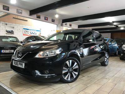 Nissan Pulsar Hatchback 1.2 DIG-T N-Connecta (s/s) 5dr