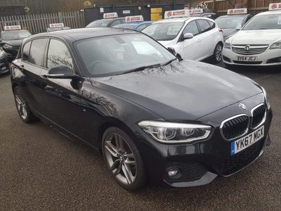 BMW 1 Series Hatchback 2.0 118d M Sport Sports Hatch (s/s) 5dr