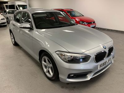 BMW 1 Series Hatchback 1.5 118i GPF SE Sports Hatch (s/s) 5dr