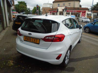 Ford Fiesta Hatchback 1.0T EcoBoost Zetec Auto (s/s) 5dr