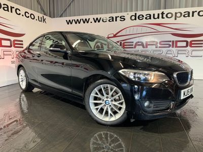 BMW 2 Series Coupe 2.0 218d SE (s/s) 2dr