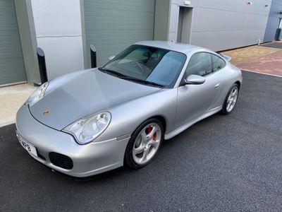 Porsche 911 Coupe 3.6 996 Carrera 4S Tiptronic S AWD 2dr