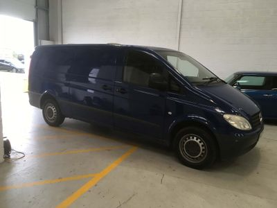 MERCEDES-BENZ VITO Panel Van 2.1 111CDI Dualiner Basic Extra Long Panel Van 5dr