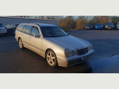 Mercedes-Benz E Class Estate 3.2 E320 CDI Elegance 5dr