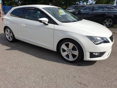 SEAT Leon Hatchback 1.4 TSI ACT FR (Tech Pack) SportCoupe (s/s) 3dr