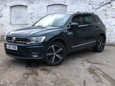 Volkswagen Tiguan SUV 1.4 TSI SE Navigation (s/s) 5dr