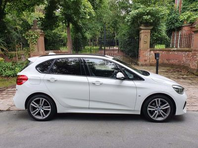 BMW 2 Series Active Tourer MPV 2.0 220d M Sport Active Tourer Auto (s/s) 5dr