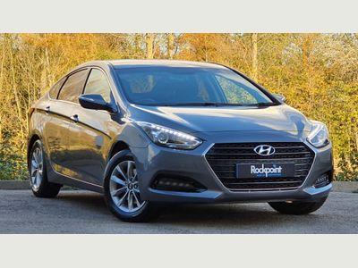 Hyundai i40 Saloon 1.7 CRDi Blue Drive SE Nav (s/s) 4dr