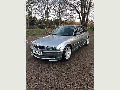 BMW 3 Series Saloon 2.0 318i Sport 4dr