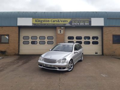 Mercedes-Benz C Class Estate 1.8 C180 Kompressor Sport Edition 5dr