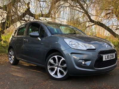 Citroen C3 Hatchback 1.6 HDi 16v Exclusive 5dr