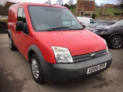 Ford Transit Connect Other 1.8 TDCi T220 Crew L 4dr