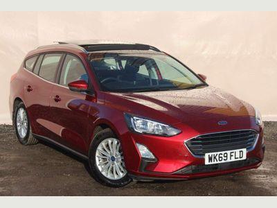 Ford Focus Estate 1.5 EcoBlue Titanium Auto (s/s) 5dr
