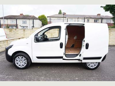 Peugeot Bipper Panel Van 1.3 HDi Professional Panel Van 3dr