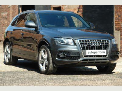 Audi Q5 SUV 2.0 TDI S line Plus S Tronic quattro 5dr