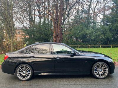 BMW 3 Series Saloon 3.0 335d M Sport Auto xDrive (s/s) 4dr