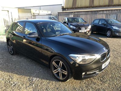 BMW 1 Series Hatchback 1.6 114d Sport Sports Hatch 5dr