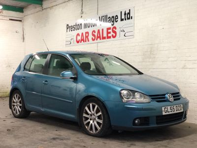 Volkswagen Golf Hatchback 2.0 TDI GT 4MOTION 5dr