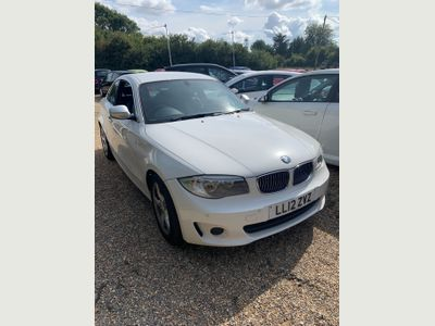 BMW 1 Series Coupe 2.0 120i Exclusive Edition Auto 2dr