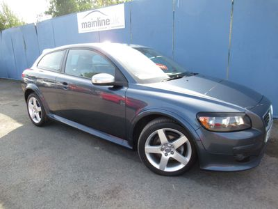 Volvo C30 Coupe 2.0 D R-Design Sport Powershift 2dr