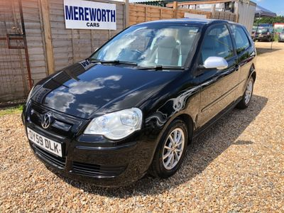 Volkswagen Polo Hatchback 1.2 TDI BlueMotion 3dr