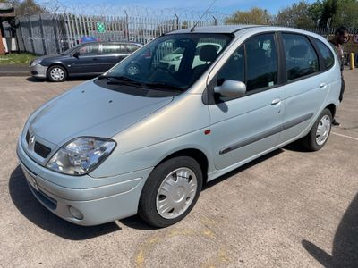 Renault Scenic MPV 1.6 16v Expression 5dr