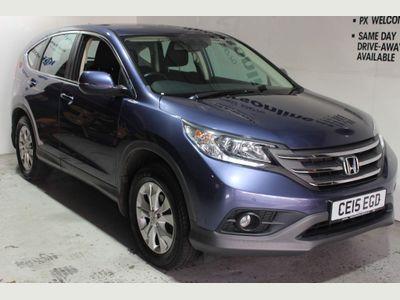 Honda CR-V SUV 1.6 i-DTEC SE 5dr (dab)