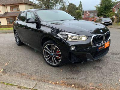 BMW X2 SUV 2.0 20d M Sport Auto xDrive (s/s) 5dr
