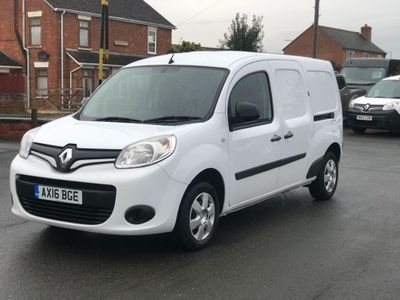 RENAULT KANGOO MAXI Panel Van 1.5 LL21 dCi ENERGY Business+ 5dr