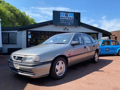 Vauxhall Cavalier Hatchback 1.8 LS 5dr
