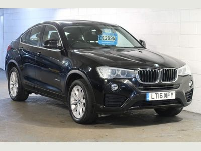 BMW X4 SUV 2.0 20d SE xDrive (s/s) 5dr