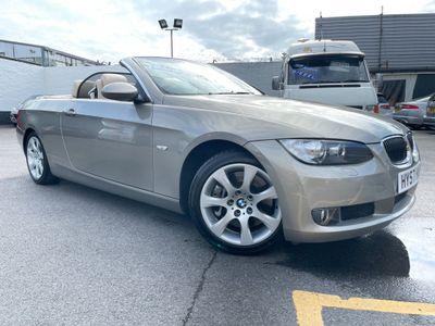 BMW 3 Series Convertible 3.0 330i SE 2dr